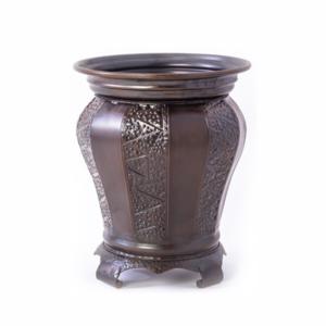 Vaso grande em cerâmica