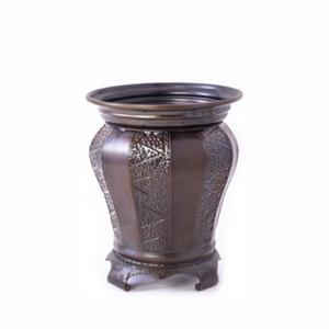Vaso médio em cerâmica