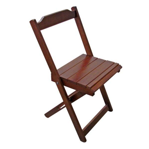 cadeira bar dobravel em madeira dobravel