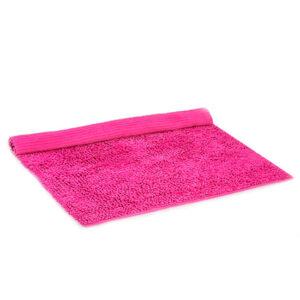 Tapete rosa retangular
