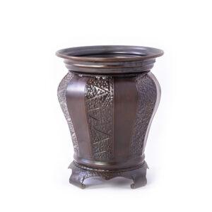 vaso-vintage-marrom-pequeno