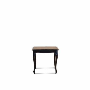 Mesa lateral preta